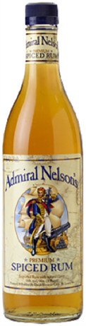 Admiral Nelson Rum Spiced 70@ Puerto Rico